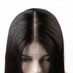 China Kim K Closure 2 X 6 Lace Top Closure Hair Piece 2 Years Service Life wholesale