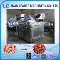 China automatic stainless steel Fried peanut production line wholesale