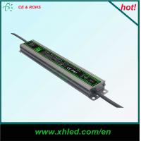 China 12V IP67 Waterproof Led Strips Power Supply 10W to 200W with CE ROHS wholesale