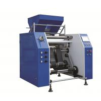 Quality Ruian Vinot Full Automatic Cling Film Making Machine / Film Slitter Rewinder for sale