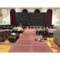 China Portable Wedding Used Movable Stage Lighting Truss For Outdoor Event And Party on sale