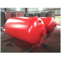 China 50000 Liters LPG GasVertical Air Receiver Tank Stainless Steel Pressure Vessels wholesale