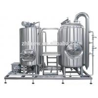Buy cheap Hot sale micro brewery 100L 200L 300L 500L per batch beer equipment for pub/ from wholesalers