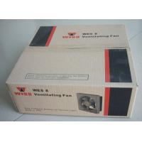 China Copper or CCA Wall Ventilation Fan with Iron or Plastic Backside wholesale