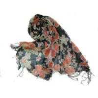 China Cotton Printed Scarf wholesale