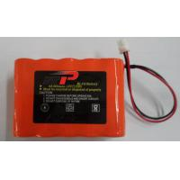Buy cheap 12V 600mAh aa nicd battery , ni cd rechargeable batteries KS KFI Emergency lighting product