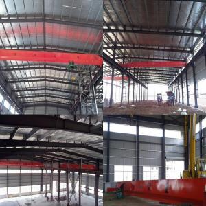 China LDA type electric single-girder crane 3 t - 16.5 m wholesale