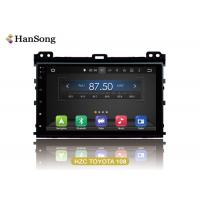 China 9 Inch Toyota Car DVD Player 1024x600 IPS Optional For Toyota Prodo 2006 wholesale