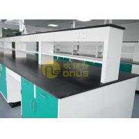 China Corrosion resistance laboratory countertops matte surface for pharma companies for sale