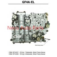 China Auto transmission GF4AEL sdenoid valve body good quality used original parts wholesale