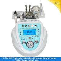 China Mesotherapy Skin Rejuvenation / Photon Skin Care Equipment With 650nm Red Light YL-706 wholesale