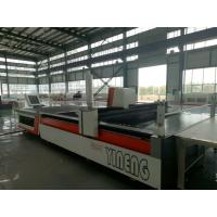 China CNC Automatic Knife Cutter PU Leather Fabric Textile Cuttina Machine with Spreader Provided wholesale