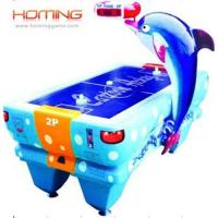 Buy cheap Dolphin air hockey redemption game machine from wholesalers