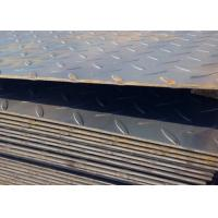 China Grade SS400 Checkered Hot Rolled Coil Steel plate Thk 1.4mm - 12mm GB standard wholesale