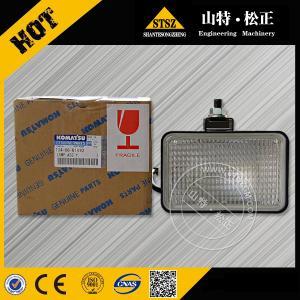 China Komatsu D61PX-12 rear vehicle lamp 134-06-61410, Komatsu bulldozer genuine electrical parts wholesale