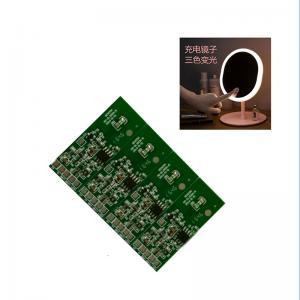China 3 Level Control Light l Make Up Mirror Lamp 5V-24V LED PCB Assembly For Hotel wholesale