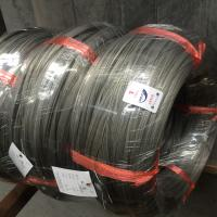 China Durable Bending Spring Steel Wire , Stable Carbon Steel Spring Wire wholesale