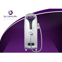 Quality 755nm + 808nm +1064nm  Diode Laser Hair Removal Machine Painless With Germany Bars for sale