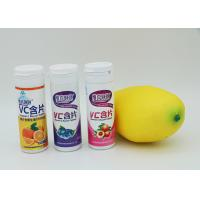 China Vitamin C Collagen C Pills Swallow Chewable Vit C Effervescent Tablets Anti Cold for sale