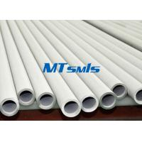 China 25.4MM S32760 Seamless Duplex Steel Pipe Annealed With ASTM A790 / 790M Standard wholesale