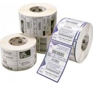 China Glossy / Matt Synthetic Paper Sticker , Customize Waterproof Die Cut Stickers wholesale