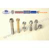 China Titanium fasteners, Titanium machining parts, Titanium screw, Titanium bolt wholesale