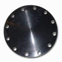 China DN 15 - DN 1400 ASTM A350 Blind Forged Steel Flanges ANSI with Class 150 to 2500 wholesale