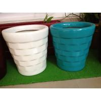 China 2015 hot sale waterproof cheapest flower pot W0041 wholesale