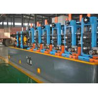 China High Precision HF Straight Seam Steel Welded Pipe Production Line / Tube Mill wholesale