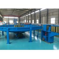 Quality ISO Certificate High Speed ERW Pipe Mill For Round / Square / Rectangle Tube for sale