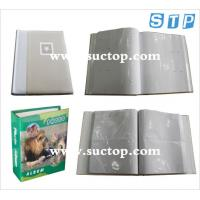 China PP photo album wholesale