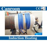 China High Efficiency Medium Frequency Induction Heating Equipment for Welding Preheat PWHT with Flexible Induction Cable wholesale