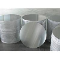 China 3mm Thick 1100 Aluminium Circles DC Rolled Polished For Cookware Pot Making wholesale