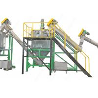 China PET Bottle Plastic Washing Recycling Machine With Hot Washer And Friction Washing wholesale