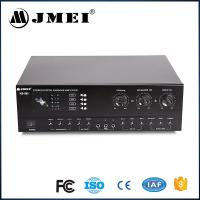 China 430W High Power Amplifier For Stage Concert Sound Equipment 440*430*132mm wholesale