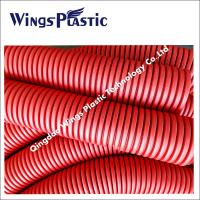 China DWC Double Wall Corrugated Pipe Machine Manufacturer on sale