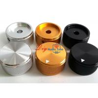 China 30x17mm Gold Aluminium AMP volume potentiometer Knob for Guitar Amp wholesale