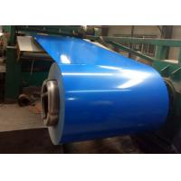 China PPGI Color Coated Steel Coil 0.28 - 0.8mm * 995mm Size Custom Length wholesale