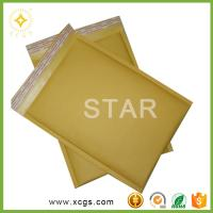 China Small Brown Kraft Bubble Envelope ,brown kraft bubble bag,paper bubble envelope mailer on sale