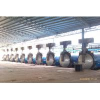 China Glass / Brick Industrial Concrete Autoclave Φ2.68M / AAC Block Equipment wholesale