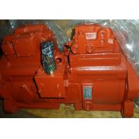 China Kawasaki K3V112DT Volvo EC210 Main Pump Excavator Hydraulic Pumps 14595621 wholesale