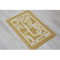 China Super soft fleece Outdoor Door Mats for Kitchen Room and Coffee Lobby wholesale