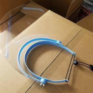 China Plastic Medical Protective Face Shield  UV Protective Face Shield wholesale