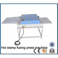 China Multifunctional adhesive foaming hot stamp fusing press machine /Bonded pearl diamond fusing machine for wholesale 22A wholesale