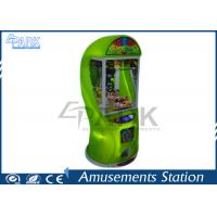 China Kids Toy Crane Game Machine Coin Pusher Vending Machine For Sale wholesale