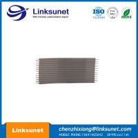 Buy cheap UL2651 - 26AWG 2.54MM Pitch Flat Ribbon Cable Gray Custom 0.1 - 10M High Voltage from wholesalers