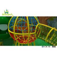 China Net Rope Plastic Baby Indoor Playground For Residential Quarters / Community wholesale