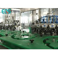 China Automatic 4 In 1 Glass Bottle Beer Carbonated Drink Filling Machine SUS304 10000 BPH wholesale