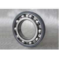 China MONTON hybrid Insulated Motor Bearings with ceramic rolling elements wholesale