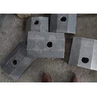 Buy cheap Low Carbon Cr-Mo Alloy Steel Castings Application For Mine Mill / Ball Mill from wholesalers